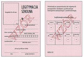 Image result for legitymacje szkolne 2019